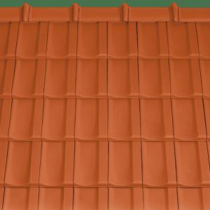 Tondach Bolero terrakotta tetőcserép