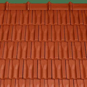 Tondach Tangó+ piros tetőcserép