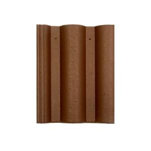 Terrán Danubia COLORSYSTEM barna tetőcserép