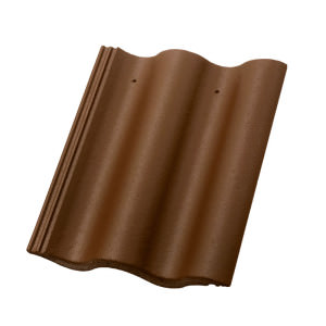 Terrán Synus COLORSYSTEM barna tetőcserép