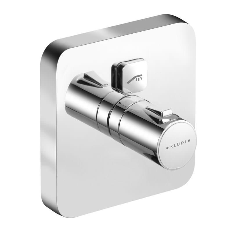 Kludi push termosztátos zuhany csaptelep 388010538