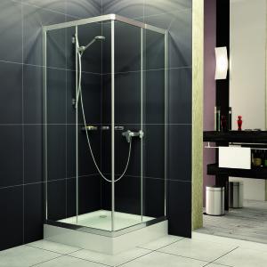 PROJECTA szögletes zuhanykabin