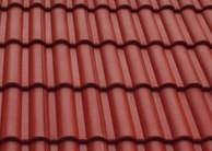 Bramac Római Protector rubinvörös tetőcserép