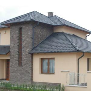 Bramac Római Novo antracit tetőcserép