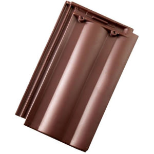 Tondach Twist sötétbarna tetőcserép
