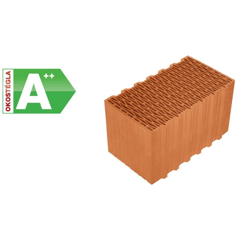 Porotherm 44 N+F Klíma tégla